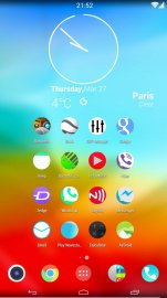 Solstice HD Theme Icon Pack v5.5