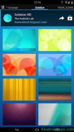 Solstice HD Theme Icon Pack v6