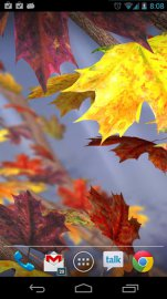 Autumn Tree Live Wallpaper v1.3